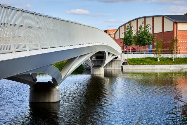 Bron Västra Munktellstaden Eskilstuna