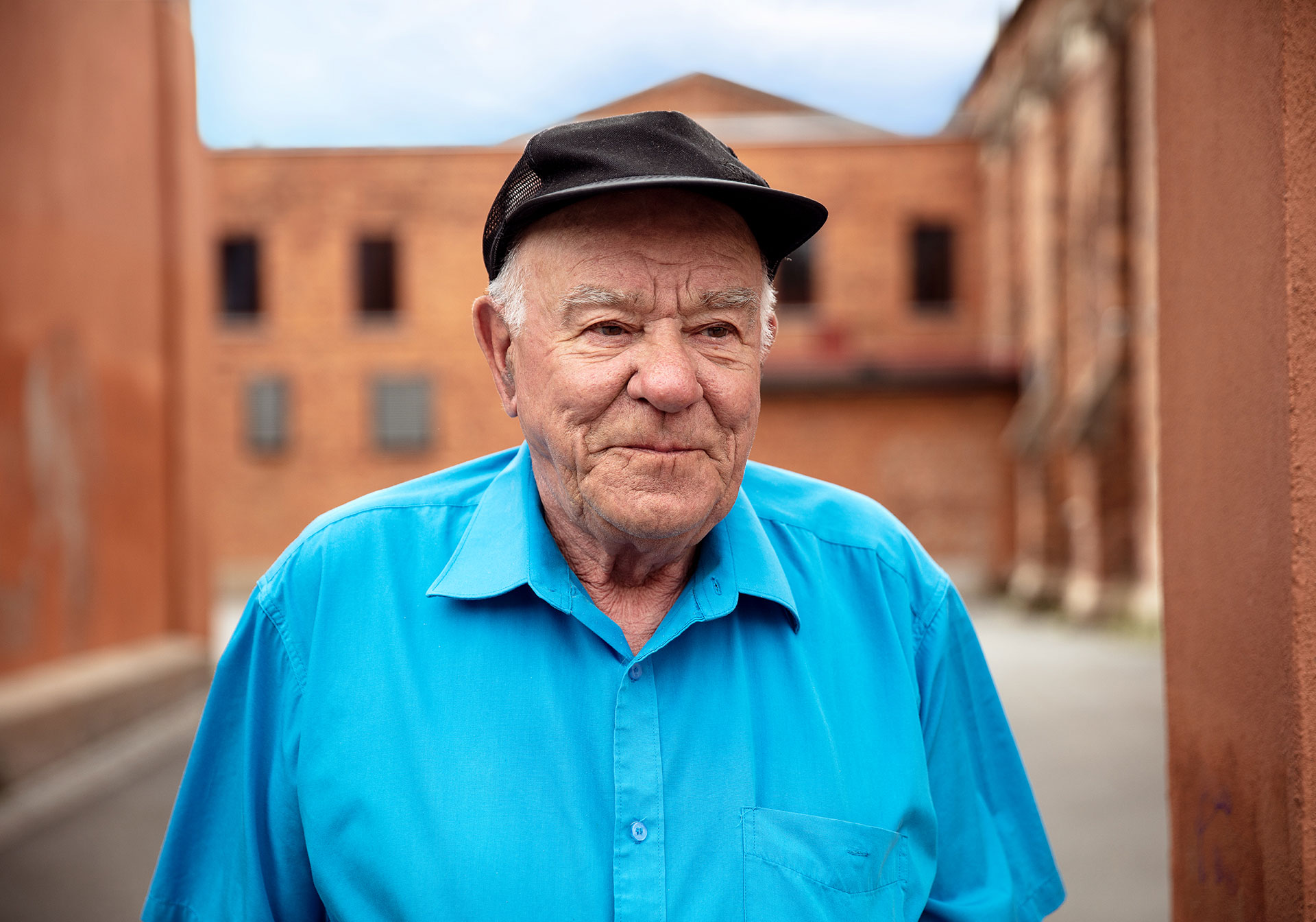 """Lennart - en legend i Västra Munktellstaden - Se filmen under """"HIstoria"""""""